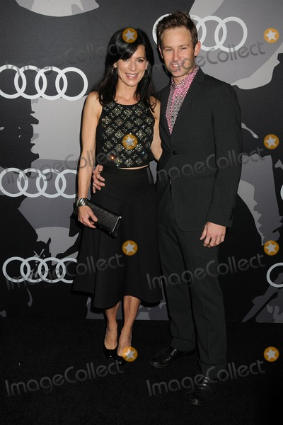 Aaron Fox Photo - 8 January 2015 - West Hollywood California - Perrey Reeves Aaron Fox Audis 2015 Golden Globe Awards Party held at Cecconis Photo Credit Byron PurvisAdMedia