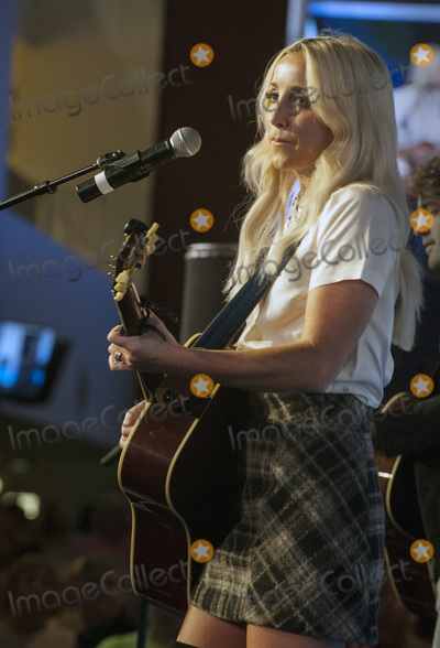 Ashley Monroe Photo - 28 October 2015 - Pittsburgh Pennsylvania - Country music artist ASHLEY MONROE performs at Pittsburghs Y108 Diehl Automotive Girls With Guitars Charity event held at the Hyundai West Club Lounge at Heinz Field  Photo Credit Jason L NelsonAdMedia