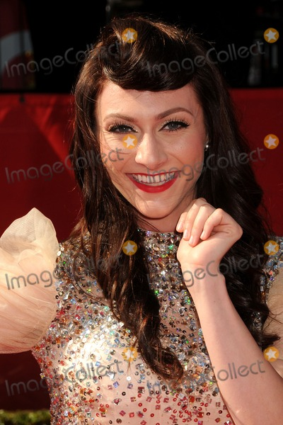 Amy Heidemann Photo - 13 July 2011 - Los Angeles California - Amy Heidemann of Karmin 2011 ESPY Awards - Arrivals held at Nokia Theatre LA Live Photo Credit Byron PurvisAdMedia