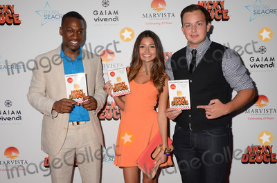 Noah Munck Photo - 20 May 2013 - Hollywood Ca - Cassius Crieghtney Cristine Prosperi Noah MunckLos Angeles premiere of Nicky Deuce at ArcLight Theater in Hollywood CaPhoto Credit BirdieThompsonAdMedia