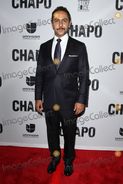 Humberto Busto Photo - 19 April 2017 - Los Angeles California - Humberto Busto Univisions El Chapo Original Series Premiere Event held at The Landmark Theatre Photo Credit AdMedia
