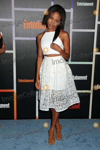 Nicole Beharie Photo - 26 July 2014 - San Diego California - Nicole Beharie Entertainment Weeklys Annual Comic-Con Celebration 2014 held at Float Lounge at the Hard Rock Hotel Photo Credit Byron PurvisAdMedia
