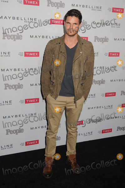 Amel Photo - 16 September 2015 - West Hollywood California - Robbie Amell People Magazine Ones To Watch Event held at Ysabel Photo Credit Byron PurvisAdMedia