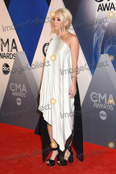 Ashley Monroe Photo - 4 November 2015 - Nashville Tennessee - Ashley Monroe 49th CMA Awards Country Musics Biggest Night held at Bridgestone Arena Photo Credit Laura FarrAdMedia