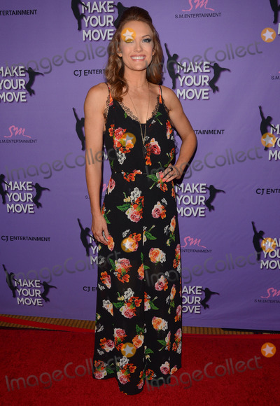 Amy Purdy Photo - 31 March 2014 - Los Angeles California - Amy Purdy Cast arrivals for the LA screening of Make Your Move held at Pacifics The Grove Stadium 14 in Los Angeles Photo Credit Birdie ThompsonAdMedia