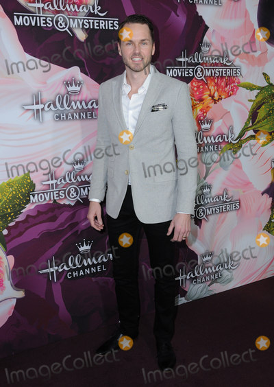 Paul Campbell Photo - 13 January 2018 - Pasadena California - Paul Campbell Hallmark Channel and Hallmark Movies  Mysteries Winter 2018 TCA Event held at Tournament House Photo Credit Birdie ThompsonAdMedia