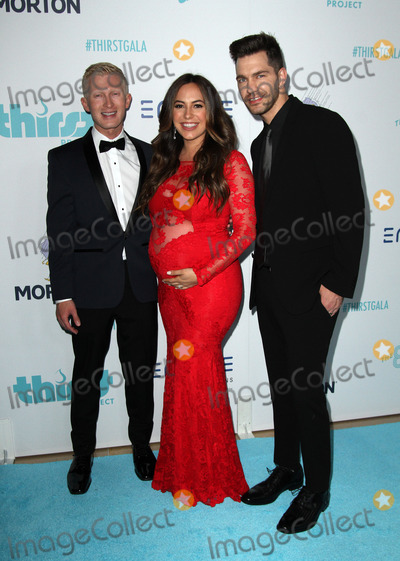 Aijia Grammer Photo - 18 April 2017 - Los Angeles California - Seth Maxwell Aijia Grammer and Andy Grammer Thirst Projects 8th Annual Thirst Gala held at The Beverly Hilton Hotel Photo Credit AdMedia
