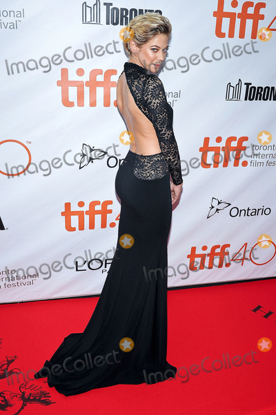 Analeigh Tipton Photo - 16 September 2015 - Toronto Ontario Canada - Analeigh Tipton Mississippi Grind Premiere during the 2015 Toronto International Film Festival held at Roy Thomson Hall Photo Credit Brent PerniacAdMedia