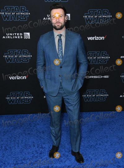 Taran Killam Photo - 16 December 2019 - Hollywood California - Taran Killam  Disneys Star Wars The Rise Of Skywalker Los Angeles Premiere held at Hollywood Photo Credit Birdie ThompsonAdMedia