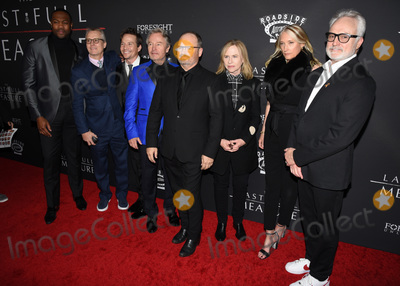 Amy Madigan Photo - 16 January 2020 - Hollywood California -  SerDarius Blain Linus Roache Travis Aaron Wade Todd Robinson Amy Madigan Parky Fonda Bradley Whitford Roadside Attractions The Last Full Measure Los Angeles Premiere held at The Arclight Hollywood Photo Credit Billy BennightAdMedia