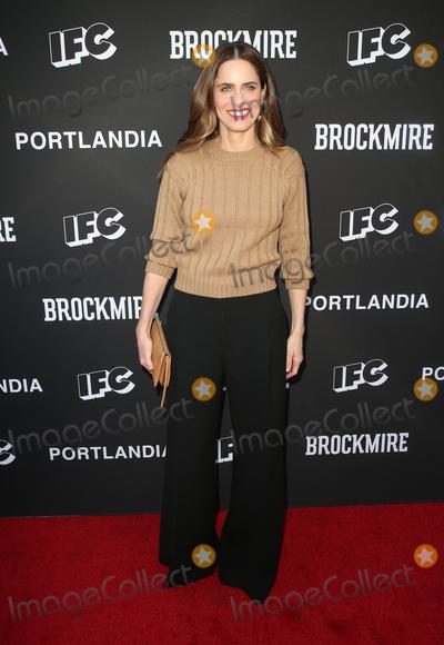 Amanda Peete Photo - 15 May 2018-  North Hollywood California - Amanda Peet IFC Hosts Brockmire And Portlandia EMMY FYC Red Carpet Event held at Saban Media Center Photo Credit Faye SadouAdMedia