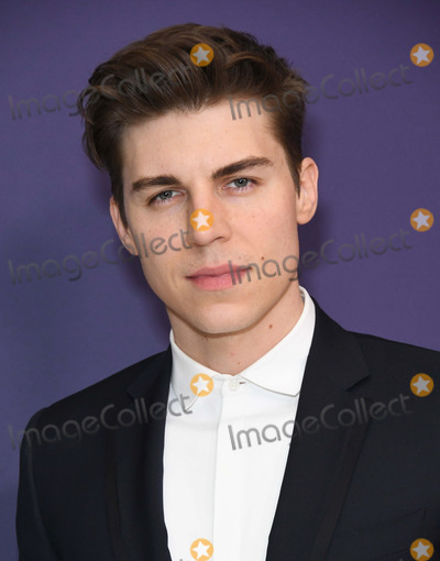 Nolan Gerard Funk Photo - 19 February 2019 - Beverly Hills California - Nolan Gerard Funk 21st CDGA (Costume Designers Guild Awards) held at Beverly Hilton Hotel Photo Credit Birdie ThompsonAdMedia