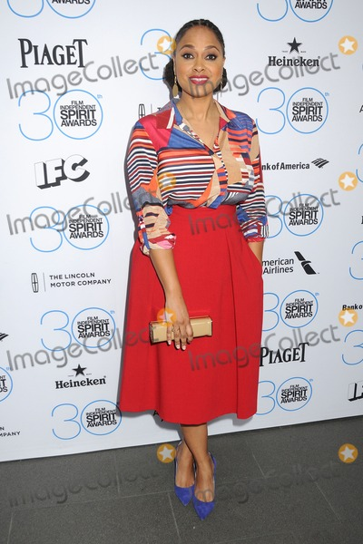 Ava DuVernay Photo - 10 January 2015 - West Hollywood California - Ava DuVernay 2015 Film Independent Spirit Awards Nominees Brunch held at BOA Steakhouse Photo Credit Byron PurvisAdMedia