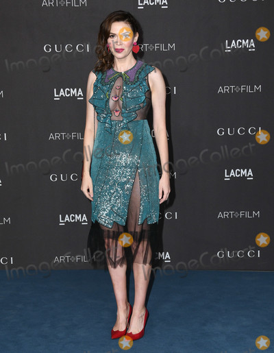 Carly Steel Photo - 02 November 2019 - Los Angeles California - Carly Steel 2019 LACMA Art  Film Gala Presented By Gucci held at LACMA Photo Credit Birdie ThompsonAdMedia