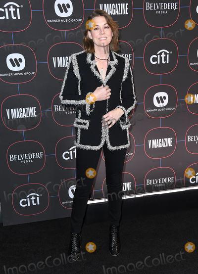 Brandi Carlile Photo - 07 February 2019 - Los Angeles California - Brandi Carlile 2019 Warner Music Group Pre-Grammy Celebration held at Nomad Hotel Photo Credit Birdie ThompsonAdMedia