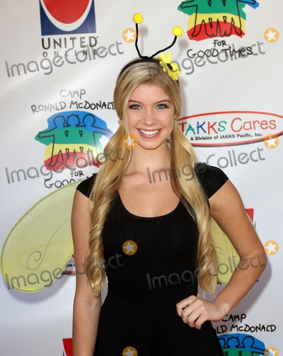 Alexandria Deberry Photo - 23 October 2011 - Hollywood California - Alexandria Deberry Camp Ronald McDonald For Good Times 19th Annual Halloween Carnival Held At Universal Photo Credit Kevan BrooksAdMedia