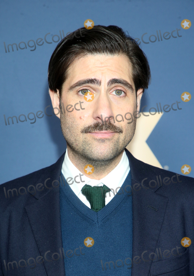 Jason Schwartzman Photo - 09 January 2020 - Pasadena Jason Schwartzman FX Networks Star Walk Winter Press Tour 2020 held at Circa 55 Restaurant in The Langham Huntington Photo Credit FSAdMedia