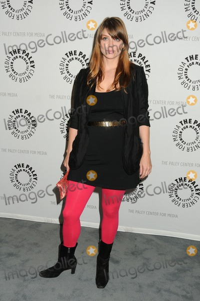 Amber Benson Photo - 13 August 2012 - Beverly Hills California - Amber Benson Husbands Season Two Premiere Panel held at The Paley Center for Media Photo Credit Byron PurvisAdMedia