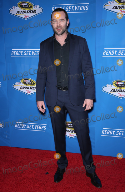 Sullivan Stapleton Photo - 02 December 2016 - Las Vegas NV -  Sullivan Stapleton  2016 NASCAR Sprint Cup Series Awards at Wynn Las Vegas red carpet arrivals  Photo Credit MJTAdMedia