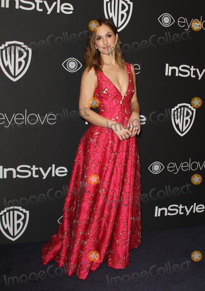 Minka Photo - 8 January 2017 - Los Angeles California - Minka Kelly InStyle  Warner Bros Pictures Golden Globes After Party 2017 held at the Beverly Hilton Hotel Photo Credit AdMedia