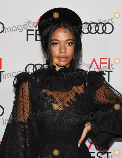 Aurora James Photo - 14 November 2019 - Hollywood California - Aurora James AFI FEST 2019 Presented By Audi  Queen  Slim Premiere held at TCL Chinese Theatre Photo Credit Billy BennightAdMedia