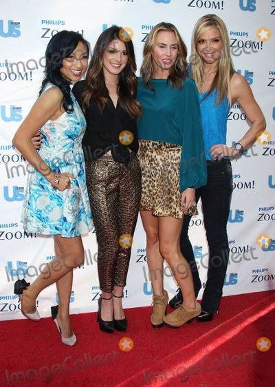 Debbie Matenopoulos Photo - 21 September 2012 - Los Angeles California -  Jeannie Mai Shenae Grimes Keltie Colleen Debbie Matenopoulos Us Weekly and Celebrity Makeup Artist Collier Strong Reveal Red Carpet Awards Season Looks Photo Russ ElliotAdMedia