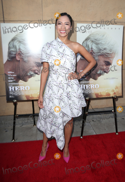 Andy Allo Photo - 05 June 2017 - Hollywood California - Andy Allo The Hero Los Angeles Premiere held at the Egyptian Theatre Photo Credit F SadouAdMedia