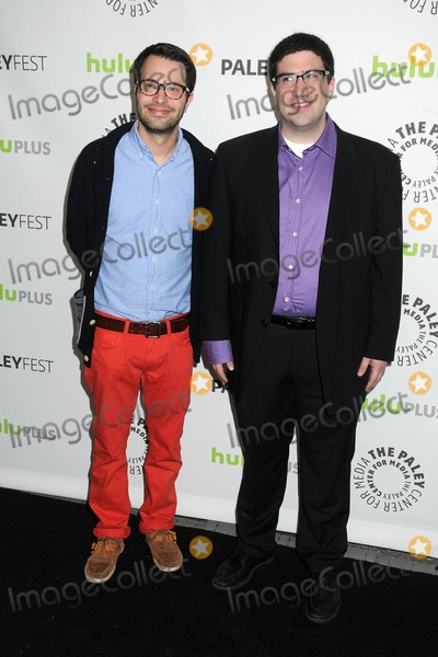 Adam Horowitz Photo - 3 March 2013 - Beverly Hills California - Edward Kitsis Adam Horowitz 30th Annual Paley Fest - Once Upon A Time held at the Saban Theatre Photo Credit Byron PurvisAdMedia