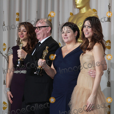 Terry George Photo - 26 February 2012 - Hollywood California - Maya Rudolph Oorlagh George Terry George Kristen Wiig 84th Annual Academy Awards held at the Hollywood  Highland Center Photo Credit James Orken StarlitepicsAdMedia