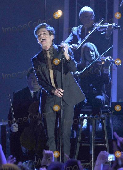 Andrew Dost Photo - 05 December 2012 - Nashville Tennessee - Andrew Dost Jack Antonoff Nate Ruess fun The GRAMMY Nominations Concert Live held  at Bridgestone Arena Photo Credit Frederick BreedonAdMedia