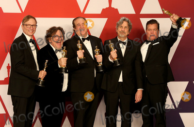 Nick Vallelonga Photo - 24 February 2019 - Hollywood California - Jim Burke Charles B Wessler Nick Vallelonga Peter Farrelly Brian Currie 91st Annual Academy Awards presented by the Academy of Motion Picture Arts and Sciences held at Hollywood  Highland Center Photo Credit Faye SadouAdMedia