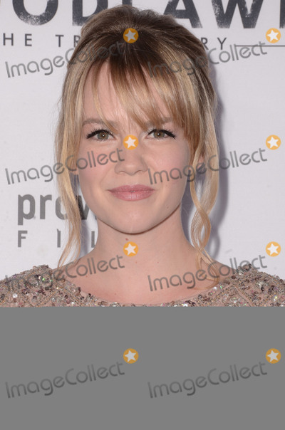 Abbie Cobb Photo - 05 October  2015 - Los Angeles California - Abbie Cobb  Arrivals the Los Angeles premiere of Woodlawn held at the Bruin Theater Photo Credit Birdie ThompsonAdMedia