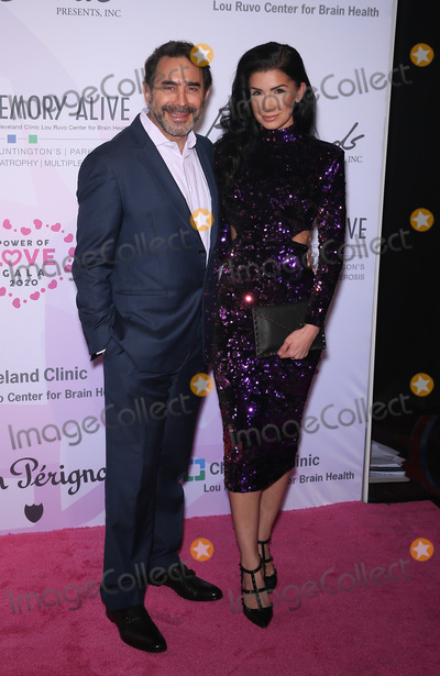 Neil Diamond Photo - 07 March 2020 - Las Vegas NV - Paul Nassif Brittany Nassif  Keep Memory Alive Honors Neil Diamond at 24th Annual Power of Love Gala at MGM Grand Garden Arena Photo Credit MJTAdMedia