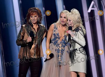 Dolly Parton Photo - 13 November 2019 - Nashville Tennessee - Reba McEntire Carrie Underwood Dolly Parton 51st Annual CMA Awards Country Musics Biggest Night held at Bridgestone Arena Photo Credit Laura FarrAdMedia