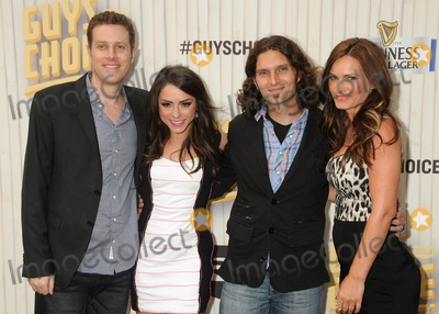 Katie Linendoll Photo - 8 June 2013 - Culver City California - Geoff Keighley Katie Linendoll Amanda MacKay Daniel Kayser 2013 Spike TV Guys Choice Awards held at Sony Pictures Studios Photo Credit Byron PurvisAdMedia