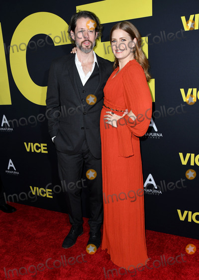 Amy Adams Photo - 11 December 2018 - Beverly Hills California - Darren Le Gallo Amy Adams  Vice Los Angeles Premiere held at Samuel Goldwyn Theater Photo Credit Birdie ThompsonAdMedia