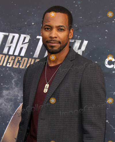 Anthony Montgomery Photo - 19 September 2017 - Hollywood California - Anthony Montgomery Star Trek Discovery Premiere held at the ArcLight Cinerama Done in Hollywood Photo Credit AdMedia