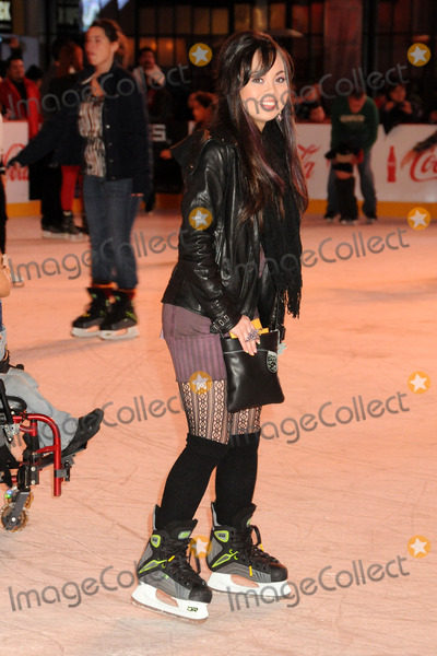 Anna Maria Perez de Tagle Photo - 15 December 2010 - Los Angeles California - Anna Maria Perez de Tagle Disney On Ice presents Lets Celebrate held at LA LIVE Photo Byron PurvisAdMedia