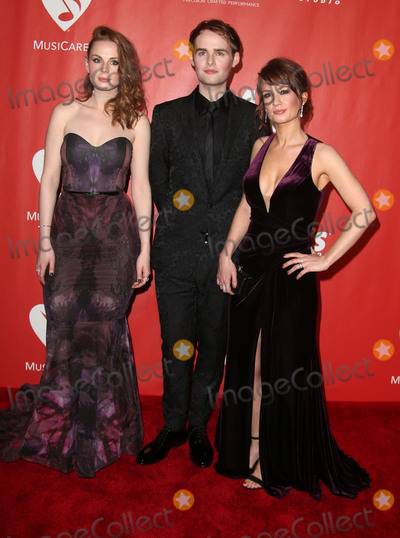 Jonathan Brown Photo - 10 February 2017 - Los Angeles California - Roseanna Brown Jonathan Brown Alanna Brown 2017 MusiCares Person Of The Year Honors Tom Petty Photo Credit F SadouAdMedia