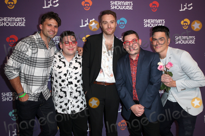 Tom Sandoval Photo - 30 July 2019 - West Hollywood California - Tom Schwartz Ezra Potash Freddy Scott Adeev Potash Tom Sandoval Shermans Showcase Premiere Party held at Peppermint Club Photo Credit FSadouAdMedia