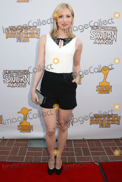 Beth Riesgraf Photo - 26 July 2012 - Burbank California - Beth Riesgraf 38th Annual Saturn Awards held at The Castaway Event Center Photo Credit Birdie ThompsonAdMedia