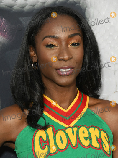 Angelica Ross Photo - 26 October 2019 -Hollywood California - Angelica Ross FXs American Horror Story 100th Episode Celebration held at the Hollywood Forever Cemetery  Photo Credit Birdie ThompsonAdMedia