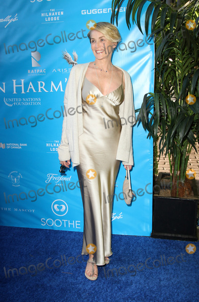 Brett Ratner Photo - 10 August 2016 - Los Angeles California - Sharon Stone Brett Ratner And David Raymond Host Special Event For UN Secretary-General Ban Ki-moon held at a Private Residence in Beverly Hills Photo Credit AdMedia