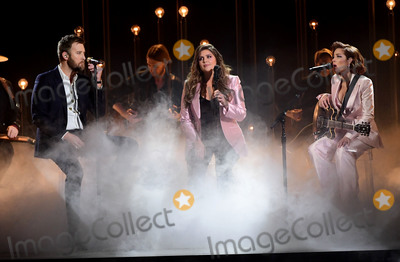 Dave Haywood Photo - 13 November 2019 - Nashville Tennessee - Charles Kelley Hillary Scott Halsey Dave Haywood Lady Antebellum 51st Annual CMA Awards Country Musics Biggest Night held at Bridgestone Arena Photo Credit Laura FarrAdMedia