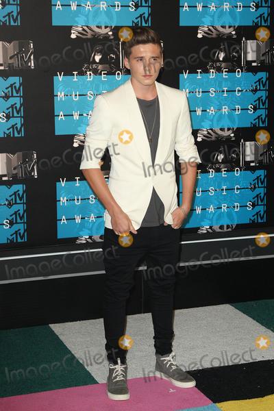 Brooklyn Beckham Photo - 30 August 2015 - Los Angeles California - Brooklyn Beckham 2015 MTV Video Music Awards - Arrivals held at Microsoft Theater Photo Credit AdMedia