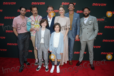 Lee Pace Photo - HOLLYWOOD CA - JULY 29 Iddo Goldberg Jason Sudeikis Nick Hamm Judy Greer Lee Pace Brad Feinstein Tyler Crumley Asher Miles Fallica at The Universal Pictures Home Entertainment Content Groups Los Angeles Premiere Of Driven at ArcLight Hollywood in Hollywood California on July 29 2019 Credit Faye SadouMediaPunch