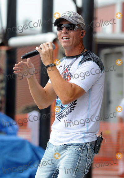 Jason Thomas Photo - 20 July 2013 - Morristown OH - Country music artist JASON THOMAS performs at Day 3 of the 37th Annual Jamboree In The Hills 2013 also known as the Super Bowl of Country Music  Photo Credit Jason L NelsonAdMedia