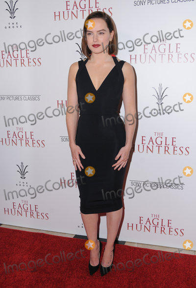 Eagles Photo - 17 October 2016 - Los Angeles California Daisy Ridley Premiere Of Sony Pictures Classics The Eagle Huntress held at Pacific Theaters at The Grove Photo Credit Birdie ThompsonAdMedia