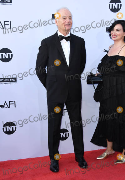 Bill Murray Photo - 07 June 2018 - Hollywood California - Bill Murray American Film Institute s 46th Life Achievement Award Gala Tribute to George Clooney held at Dolby Theater Photo Credit Birdie ThompsonAdMedia