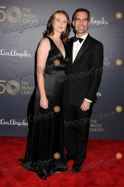 Amy Wakeland Photo - 6 December 2014 - Los Angeles California - Amy Wakeland Eric Garcetti The Music Centers 50th Anniversary Spectacular held at The Dorothy Chandler Pavilion Photo Credit Byron PurvisAdMedia